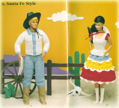 Free Knitting Patterns For Ken Doll Clothes : April   2011   Patterns