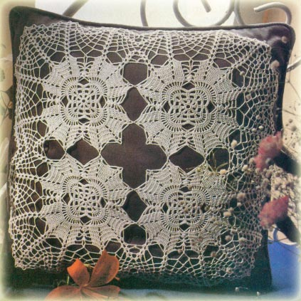 Joelle's Giant Granny Square - Knitting Crochet Sewing Crafts
