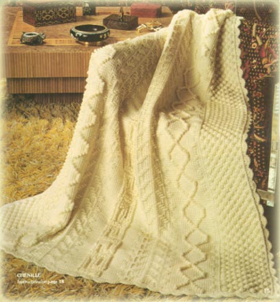 Indian Crochet Afghan PatternCrochet Indian Blanket Pattern